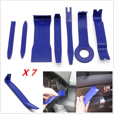 Car Interior/Exterior Dash Moulding Trim Audio GPS Door Panel Open Removal Tool