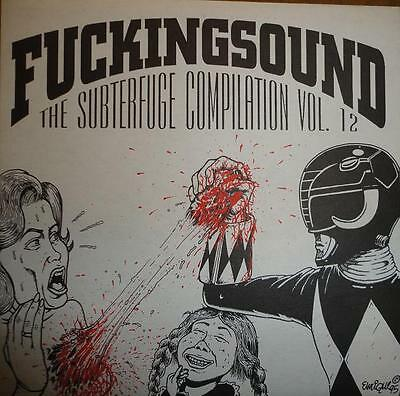 Ep. Fucking Sound – The Subterfuge Compilation Vol. 12 Mercromina, Sexy Sadie