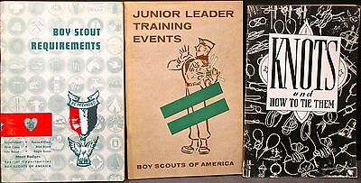Boy Scouts Of America Leader Guidebooks