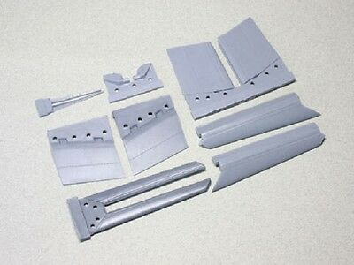 WOLFPACK WP32024 Flap Down Set for Tamiya Kit F-4E/J/EJ in 1:32