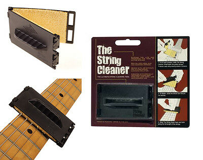 THE STRING CLEANER SC-G1 Gitarre Pflegemittel