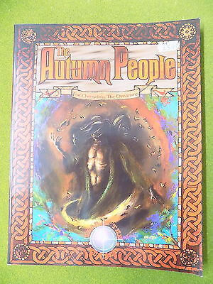 THE AUTUMN PEOPLE Sourcebook for Changeling the Dreaming White Wolf 13967