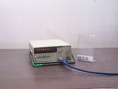 HP 5314A FREQUENCEMETRE FREQUENCY COUNTER 100MHz *H318