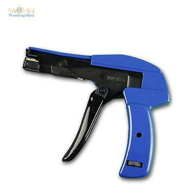 PRO Cable tie Pliers / Clamping tool from metal for Cable ties, pliers Spanner