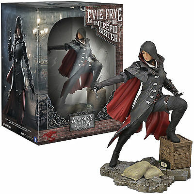 """ASSASSIN'S CREED: Syndicate - Evie Frye 9"""" Vinyl Statue (Ubisoft) #NEW"""