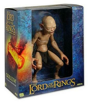 LORD OF THE RINGS - Gollum 1/4 Scale Action Figure (NECA) #NEW