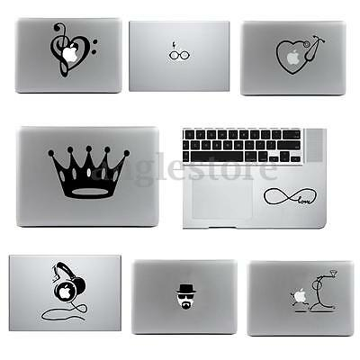 "Creatif Stickers Vinyle Autocollant Décor Pr Macbook Laptop Pro Air 13"" 15"" 17"""