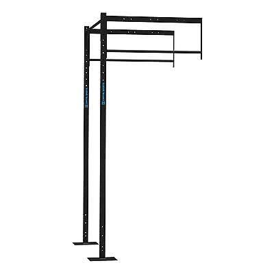 Capital Sports Dominate Rack Power Attachment 2 X Pull Up Station Squat Dip Gym