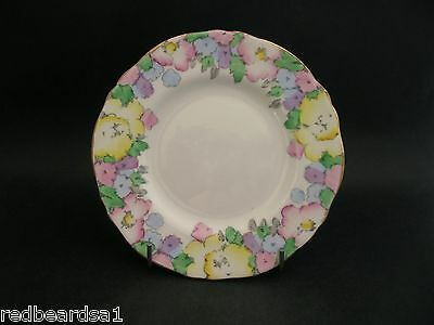 China Replacement Crown Staffordshire Vintage China Tea Plate c1930's 15.5cms