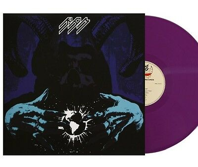 RAM- Svbversvm LIM. PURPLE VINYL LP +poster swedish metal killer