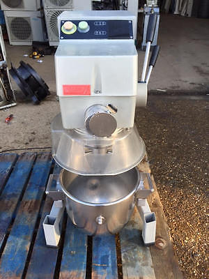 Crypto Peerless 20 Quart Dough Mixer Model Em20S