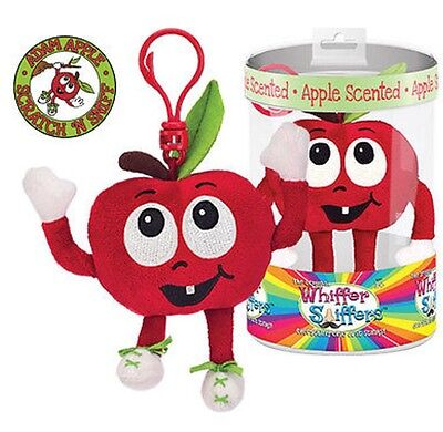 Whiffer Sniffers Series 1 ADAM APPLE Scented Backpack Clip