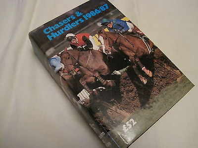 CHASERS & HURDLERS 1986/87 - A Timeform Racing Publication - Hard Back/DustCover