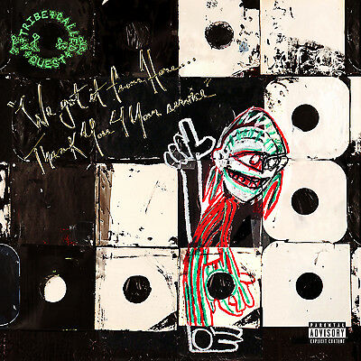 A Tribe Called Quest - We Got It From Here.. 2Lp Mint + Free Uk P&p (Pre-Order)