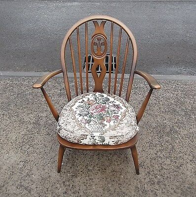 Vintage Ercol Armchair    Delivery Available