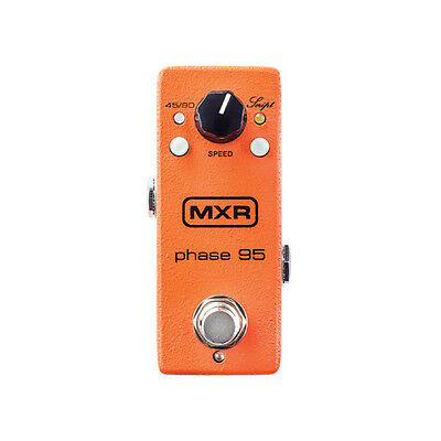 Mxr M290 Phase 95 Mini Guitar Pedal With Power Adapter
