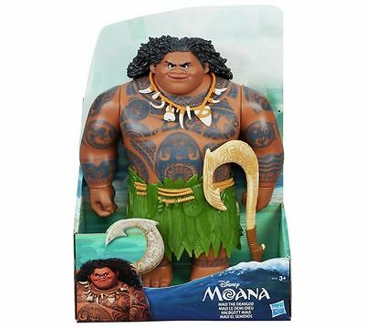 Disney Princess Moana of Oceania Adventure - Maui The Demigod - Brand New