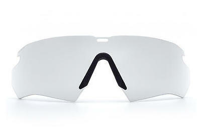 Lot 3 ESS 740-0425 Polycarbonate Clear Replacement Lens Crossbow Eyeshield 2.4mm