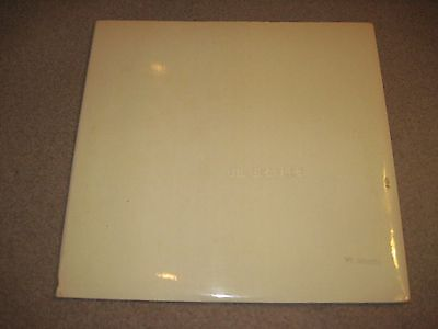 """THE BEATLES """"White Album"""" mono No. 0000559   TOP OPENING complete  EXCELLENT"""