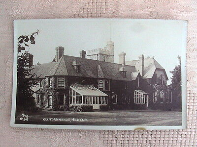 Newent Clifford Manor 1920's