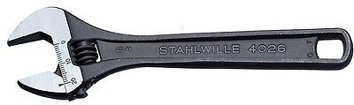 Stahlwille 4026 solo extremo Llave Ajustable 150mm (15.2cm)