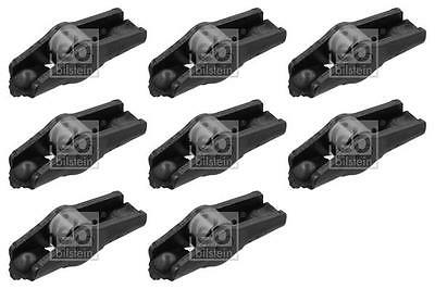8x Rocker Arm End Pivot Intake side for CITROEN DS5 2.0 11-on HDI Febi