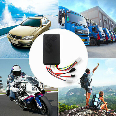 Durable TK100 GPS GSM GPRS Car Tracker Tracking Device Locator Remote HS