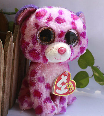 TY BEANIES BOOS Collection ~Glamour Glitter eyes Stuffed toy Lovely Gift