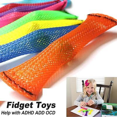 5XFidget Toy Gadget Quiet Soothing For Children Adult helped ADHD ADD OCD Autism