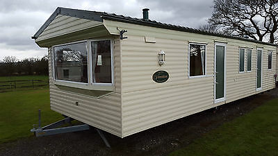 Willerby Vacation 35X12 Static Caravan 3 Beds