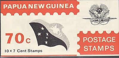 Papua New Guinea  1972  Constitution Booklet  Mint As Issued