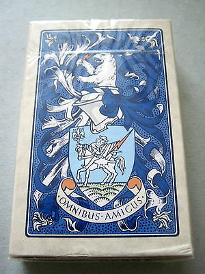 Non Standard British Historical Characters Sealed Vintage Playing Cards