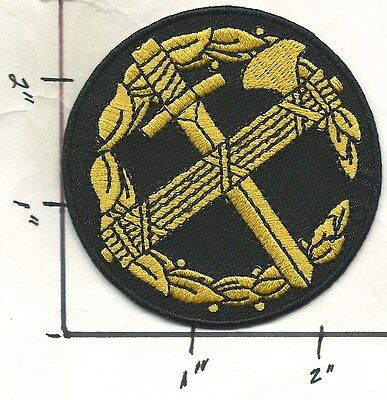 SWEDEN  NATIONAL POLICE - SWAT Patch