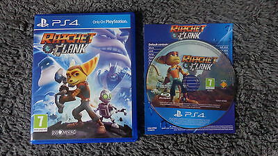 Ratchet & Clank Playstation 4 Ps4 Game