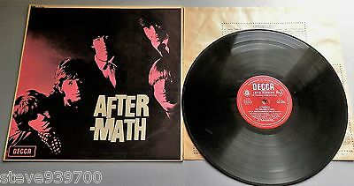 The Rolling Stones - Aftermath UK 1966 Mono 1st Press LP