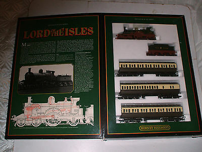 Hornby Set R795 Lord Of The Isles
