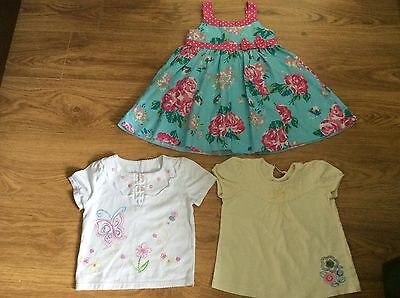 Nice girls small bundle of dresses- size 3-4 years old