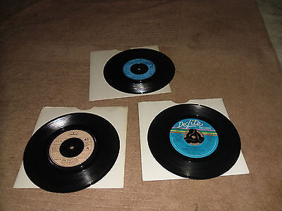 "Collection 3 Crown Heights Affair 7"" vinyl Galaxy of Love You Gave Me Love Funk"