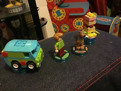 Lego Dimensions Scooby Doo Team Pack  ** Loose **
