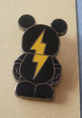 Lightning Bolt Vinylmation - Disney Lapel Pin