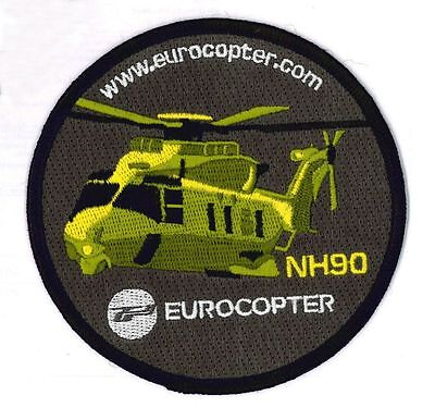 Patch / Aufnäher: EUROCOPTER NH90
