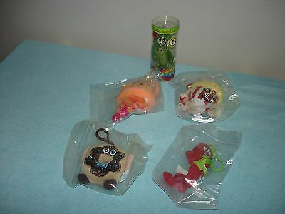 HUGE LOT SERIES 1 Whiffer Sniffers - I.B. Poppin'  Popcorn - Chilly Pepper - +
