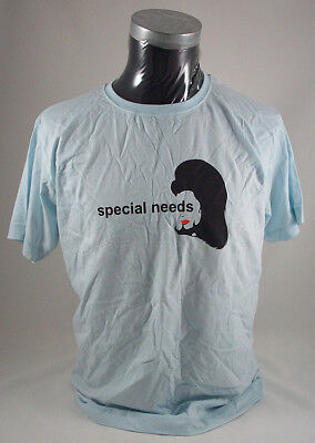 SPECIAL NEEDS Blue Skies 2005 promo t-shirt - new [L]