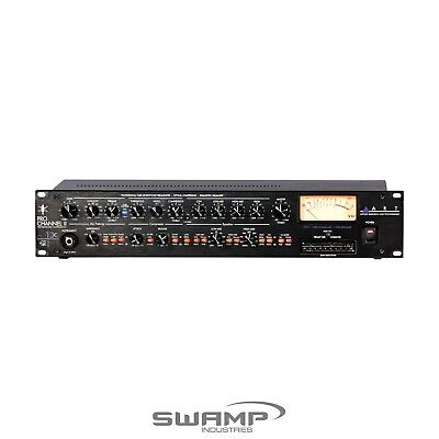 ART Pro Channel II - Rack Mountable Channel Strip with Tube Preamp + More