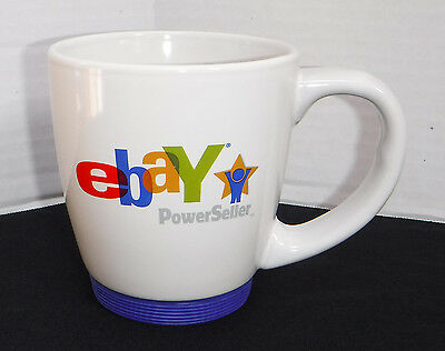 Powerseller Mug From eBay LIVE! Convention Chicago 2009 MINT! Cond Non-Skid Base