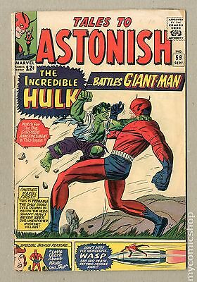 Tales to Astonish (1959-1968 1st Series) #59 GD/VG 3.0