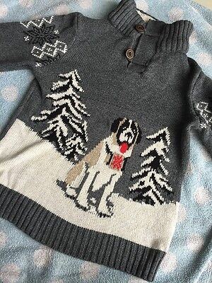 Gap Boys Knitted Jumper Age 3