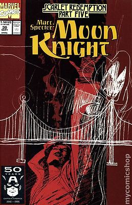Marc Spector Moon Knight (1989) #30 FN