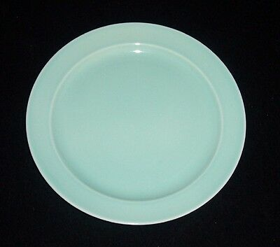 "LuRay Pastel GREEN 9 1/4"" Luncheon Plate~Taylor Smith & Taylor"