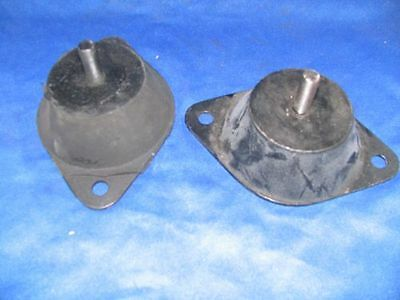2 Front Motor Mounts 1948 49 50 51 52 53 54 Hudson, New